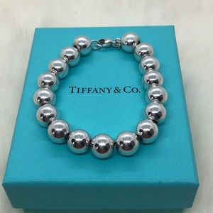 Tiffany & Co. Hardwear Ball Bracelet 7.25""